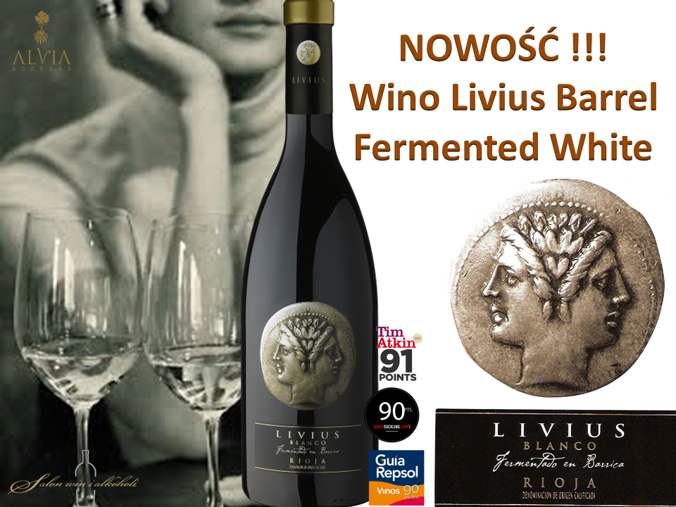 Livius Barrel Fermented White