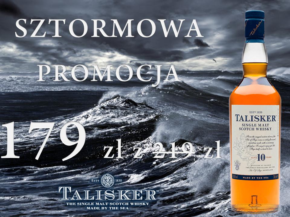 Talisker 10 YO Whisky