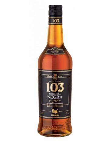 Osborne 103 Negra brandy 0,7l