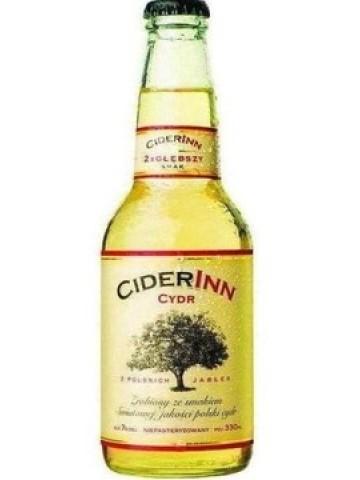 Cider Inn 2 x Głębszy Półsłodki 7% 0,33l