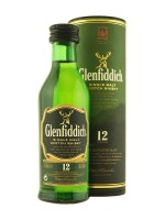 Glenfiddich 12 Years Old /  0,05l