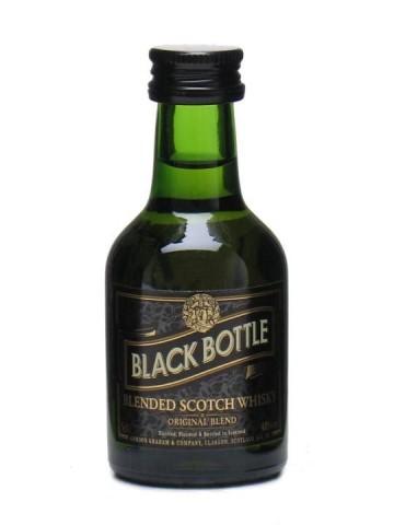 Black Bottle Blend Whisky 0.05l