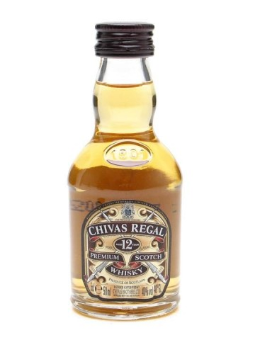 Chivas Regal 12 Years Old 0,05l