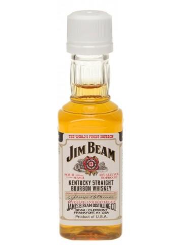 Jim Beam Bourbon 0.05l/ 40%