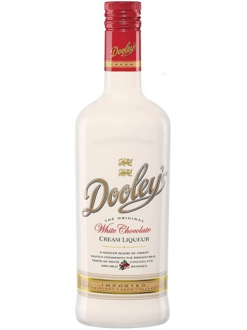 Dooley's White Chocolate