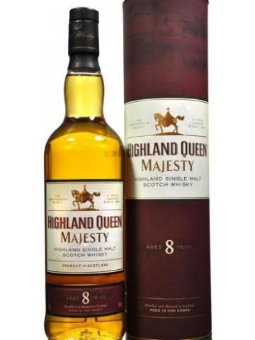 Highland Queen 8YO MAJESTY