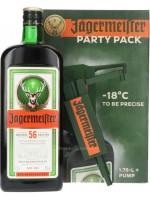 Jagermeister Party Pack z Pompką