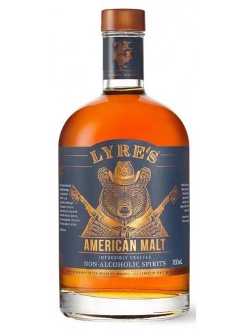 Lyre's American Malt Bezalkoholowa 0,7