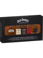 Zestaw miniaturek Jack Daniel's 5x50ml