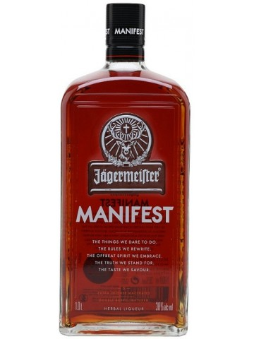 JAGERMEISTER MANIFEST