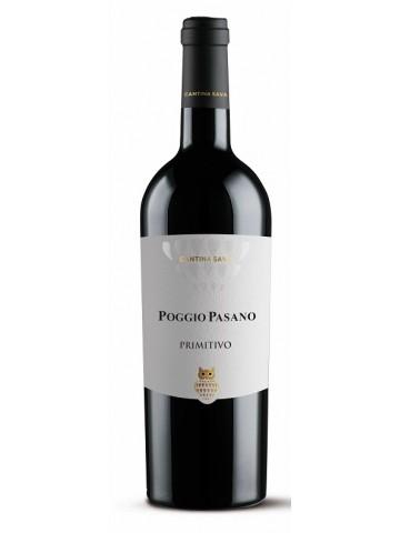 Poggio Pasano Primitivo Puglia IGP