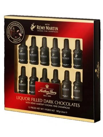 Anthon Berg Chocolate Liquers Remy Martin 187g