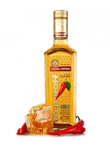 Nemiroff Honey Pepper 0.5l 40%