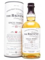 Balvenie 15 YO Single Barrel