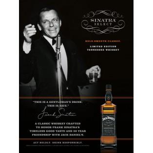Jack Daniel's Sinatra / 1L /45%