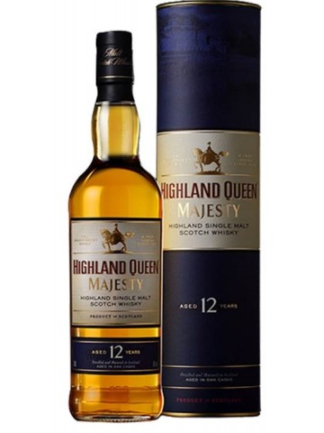 Highland Queen 12YO MAJESTY