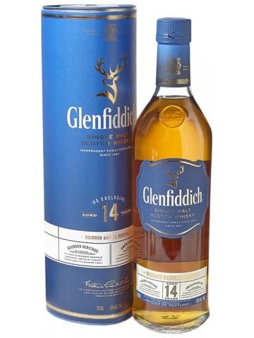 Glenfiddich 14YO Bourbon Cask