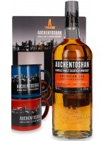 AUCHENTOSHAN AM OAK  + 2 KUBKI