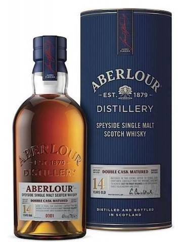 Aberlour 14 YO Double Cask Matured