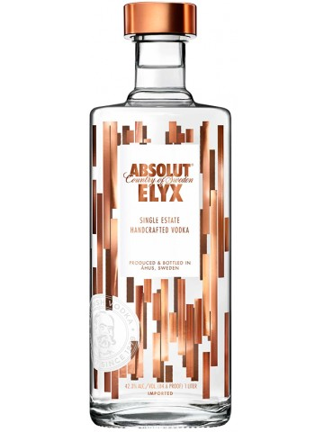 ABSOLUT ELYX WÓDKA