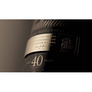 Ballantines 40 Years Old Butelka / NA ZAMÓWIENIE