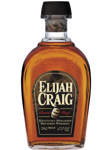 Elijah Craig Barrel Proof 67,1 % 0,7