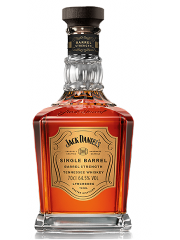 Jack Daniel's Single Barrel barrel Strength 0,7L 64,5%