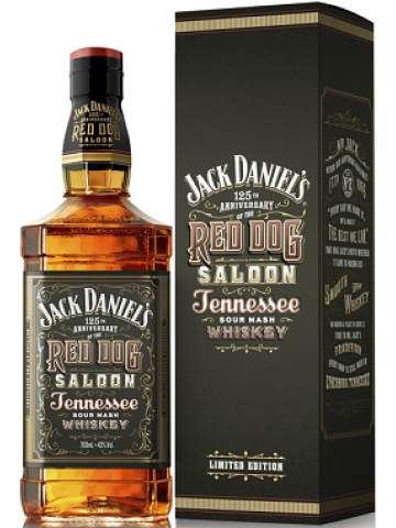 Jack Daniel's Red Dog Saloon 0,7/43%