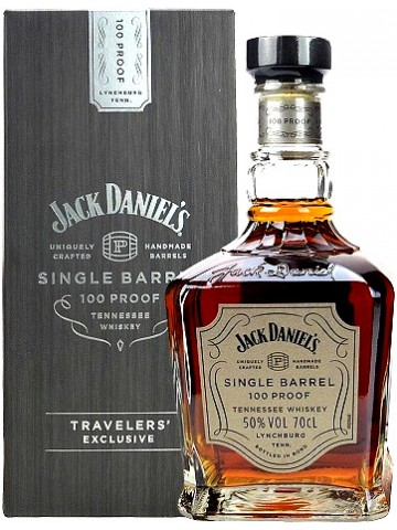 Jack Daniel's Single Barrel Select 100 Proof0,7/50%
