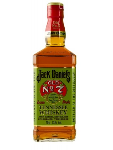 Jack Daniel's Legacy Edition Bourbon 0,7L 43%