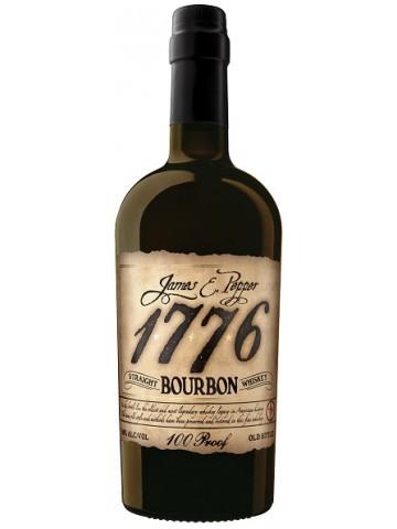 1776 James E. Pepper 7 letni Straight Bourbon