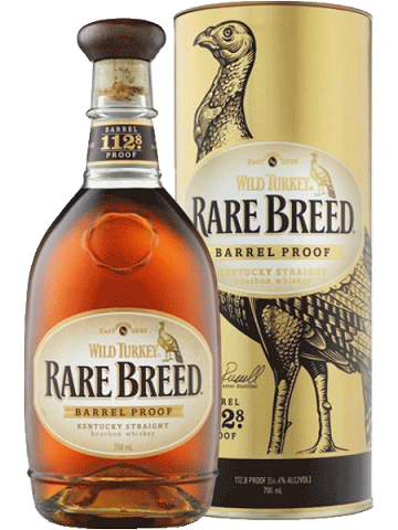 Wild Turkey Rare Breed Barrel Proof 0,7L/ 56,4%