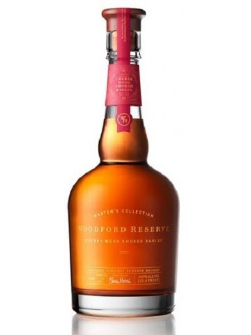 Woodford Reserve Master's Collection Cherry Wood Smoked Barley Bourbon0,7/ 45,2%