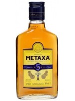 Metaxa 5 YO / 40% / 200 ml