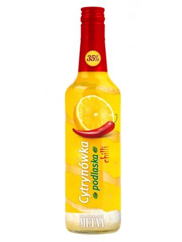 Cytrynówka Podlaska Chilli 35% 0,5L