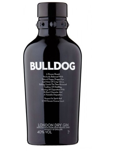 Bulldog London Dry Gin 50ml