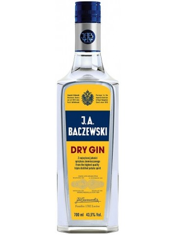 J.A. Baczewski Dry Gin