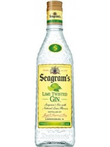 Seagram's Lime Gin