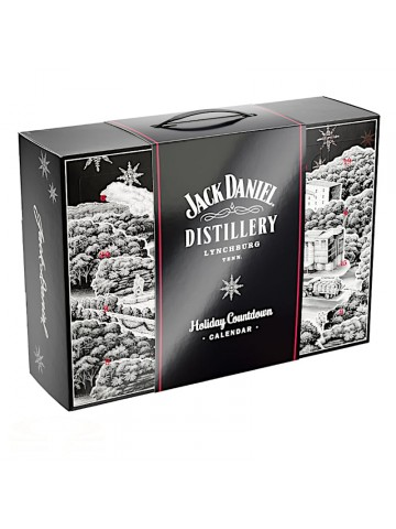 Jack Daniels Kalendarz Świąteczny