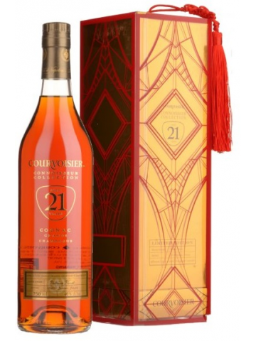 COURVOISIER 21 Year Old Grande Champagne  0,7L  40%