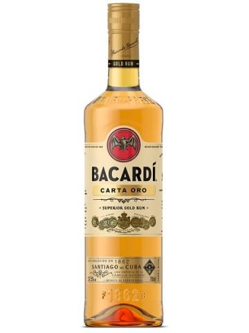 Bacardi Carta Oro 37.5% 0,7l