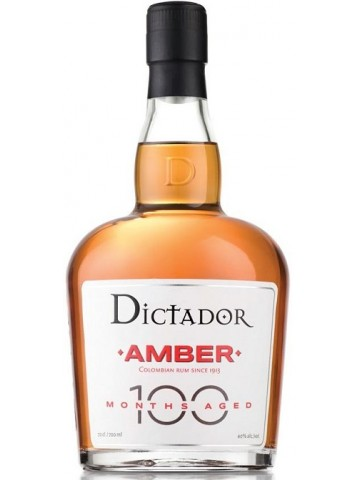 Dictador Amber 100 Months Aged