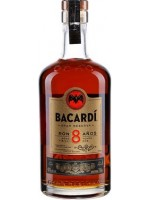 Bacardi 8 Years Old