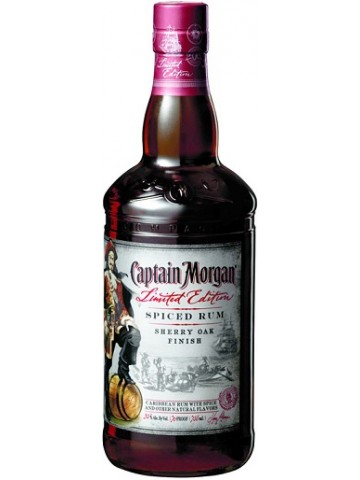 Captain Morgan Spiced Sherry Oak