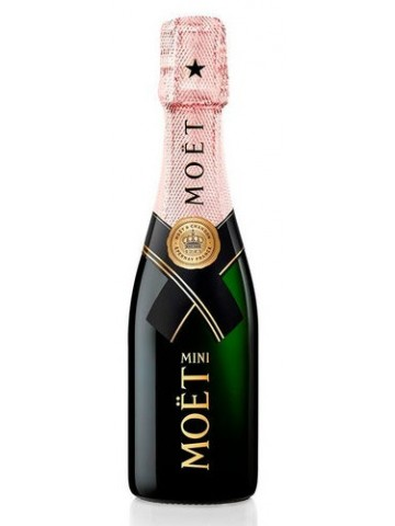 Moet Chandon Rose MINI 200ml