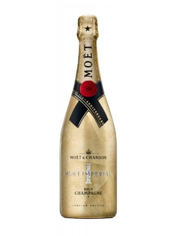 MOET & CHANDON IMPERIAL GOLDEN BOTTLE OFERTA ŚWIĄTECZNA