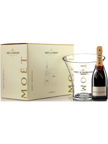 Moet & Chandon Imperial [ 6 x 0,75 litra + Ice Bucket ]