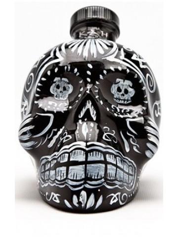KAH Tequila Añejo0,7L/40% -czaszka czarna