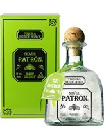 Patron Silver Tequila 1litr