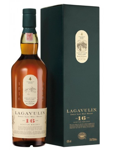 Lagavulin 16 YO Islay Single Malt 0,7 Whisky